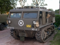 m4 allis-chalmers high speed tractor normandie 2004