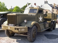 diamond t 981 m20 carentan normandie 2004