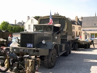 diamond t 981 m9 rogers m19 carentan normandie 2004