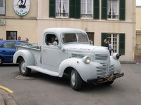 dodge pick up 1941 us navy arromanches normandie 2004