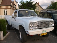 dodge w200 normandie 2004