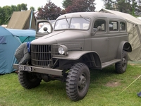 dodge 1/2 carryall normandie 2004