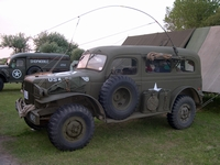 dodge wc 53 carryall normandie 2004