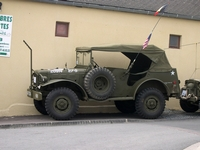dodge wc56 command car normandie 2004