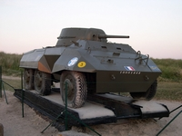 m8 ford utah beach normandie 2004