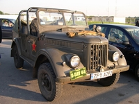 gaz 69 utah beach normandie 2004