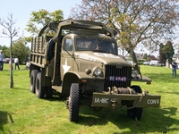 GMC cckw 352 normandie 2004