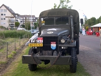 gmc cckw benne keep them rolling normandie 2004