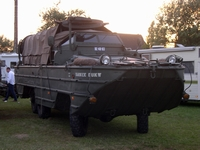 gmc dukw 353 duck normandie 2004