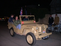 jeep willys sable normandie 2004