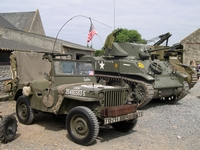 jeep stuart normandie 2004