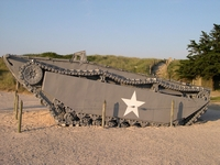 lvt-2 utah beach normandie 2004
