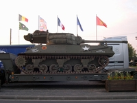 m36 jackson tank destroyer normandie 2004
